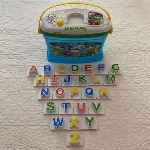 Leap Frog Letter Factory Talking Phonics Bucket